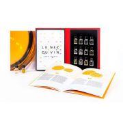 J. Lenoir - Le Nez du Vin - 12 aroma's van witte wijn (Engelstalig)